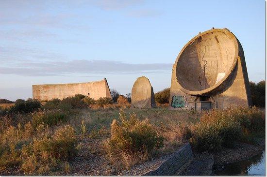Romney Marsh: Sound Mirrors at Greatstone