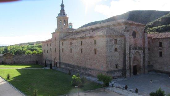 Monasterio de Yuso: Monasterio