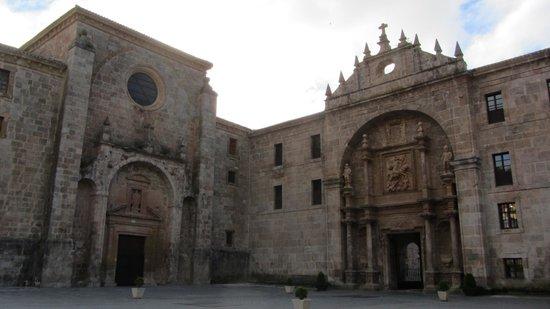 Monasterio de Yuso: Monasterio_I