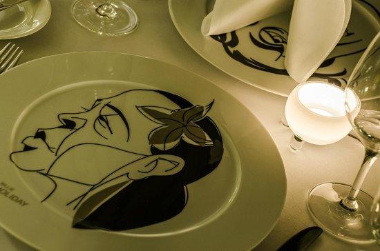Coda Restaurant : Rosenthal plate