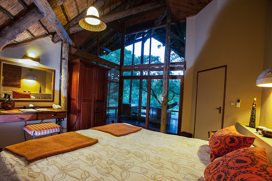 Amakhosi Safari Lodge: room view