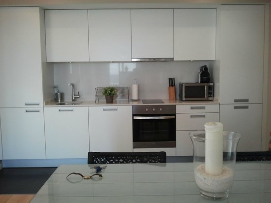 Lugaris Beach: Кухня