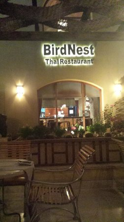 Strand Beach and Golf  Resort Taba Heights : Thai Restaurant