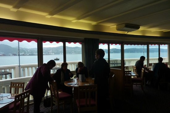 Fishermans Table Restaurant & Bar : Fab view from table