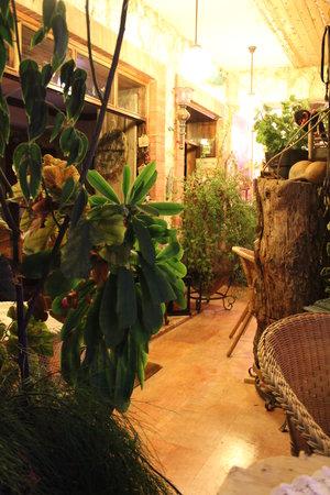 Hotel Fidanka: Lounge area