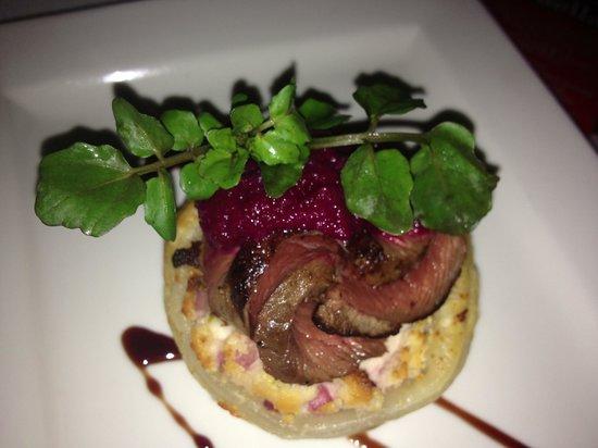 Verandah Restaurant: Melt in your mouth kangaroo