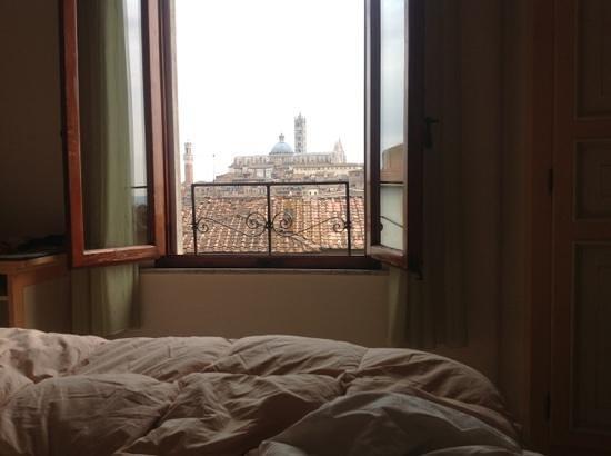 Hotel Villa Elda: Good Morning Siena