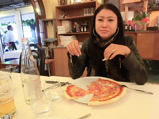 Re Desiderio: Una buona pizza