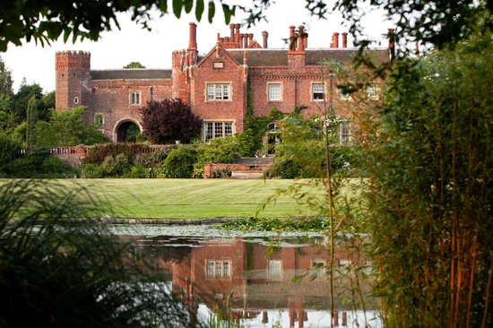 Blyth, UK: Hodsock Priory & Gardens