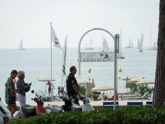JW Marriott Cannes: JW Grill View