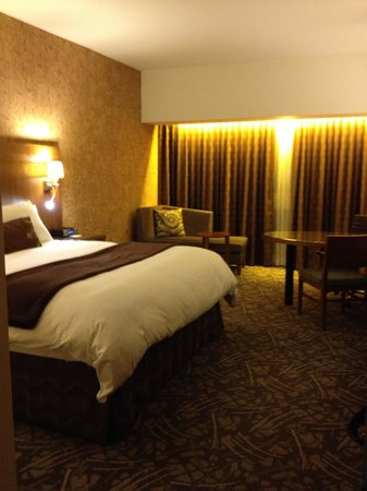 Miyako Hybrid Hotel: 客室