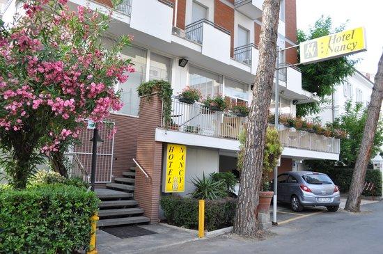 Hotel Nancy: ingresso