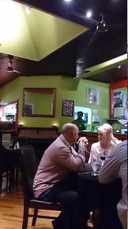 Olives Restaurant: no wonder the restaurant is so slow. owner is not giving the right customer service.