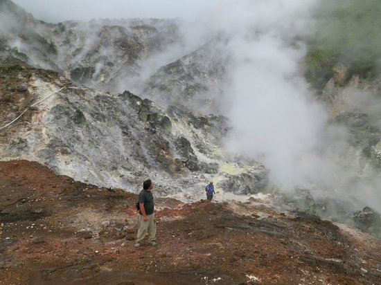 Manado Safari Tours - Private Day Tours: volcan