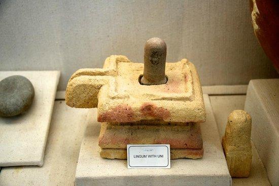 Bhambore: in museum