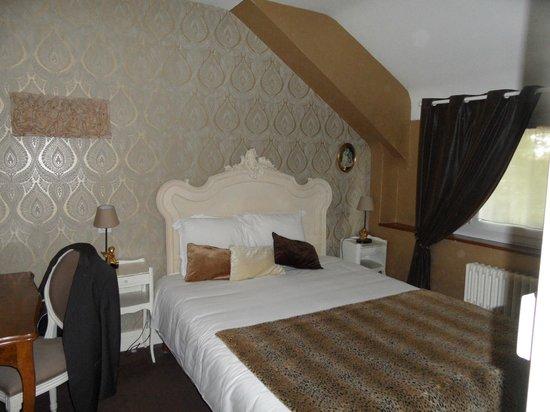 Villa Marjane : la chambre