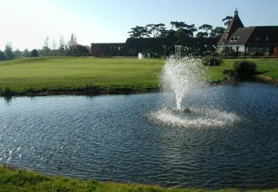 Ufford Park Golf Course: top winter golf course
