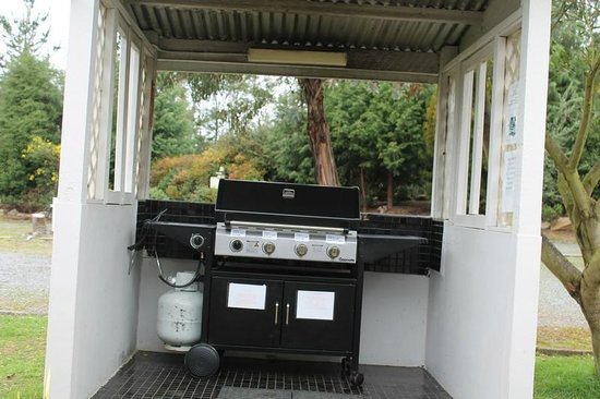 Launceston Holiday Park Legana: Cook up a storm
