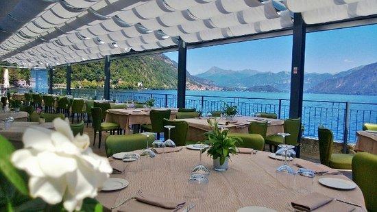 Terrazza a Lago - Foto di Ristorante Villa Belvedere Como lake ...