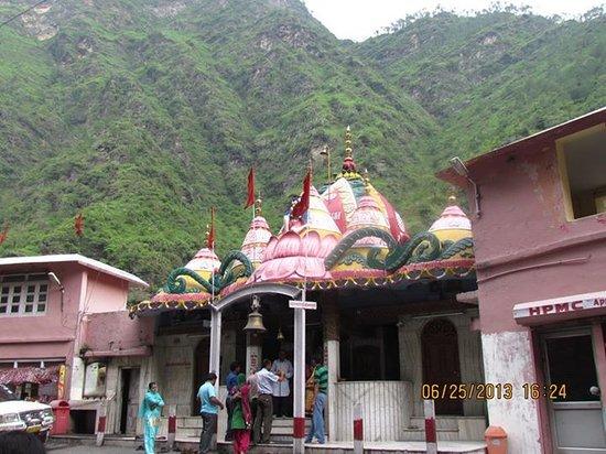 Kullu, India: Hanogi Mata Temple