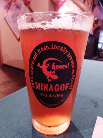 Chamorro Tei: ミナゴフビール