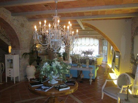 Sa Calma Hotel: Lounge area