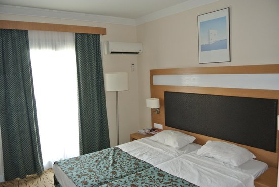 Marbel Hotel: Mooie Kamer