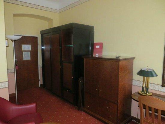 Hotel Resonanz Vienna: Room
