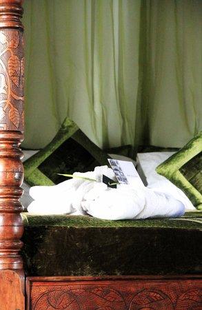 Dar Mo'da: green suite
