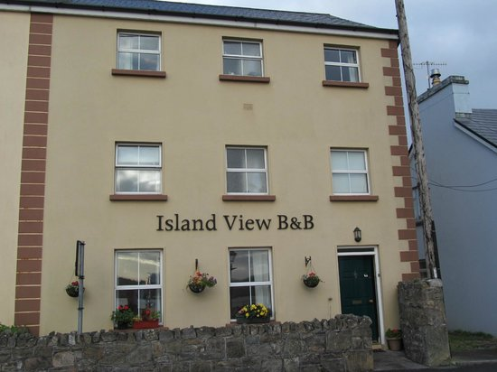 Island View House B&B: B&B