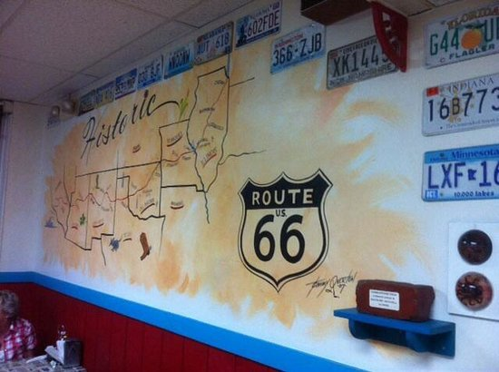 Itty Bitty: True Route 66 Experience