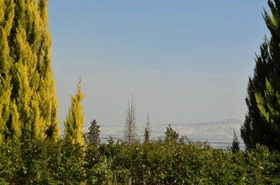 TikayKilla Lodge & Wines: Las montañas en la mañana