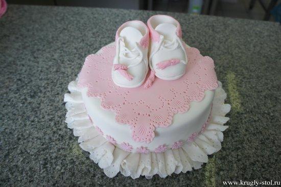 тортик детский фото