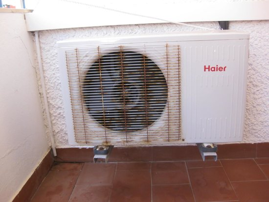 Roca Mar: Air handler