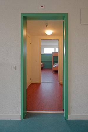 St.Gallen Youth Hostel: Zimmer (Grün)