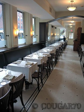 Beacon Hill Hotel and Bistro: La salle de restaurant