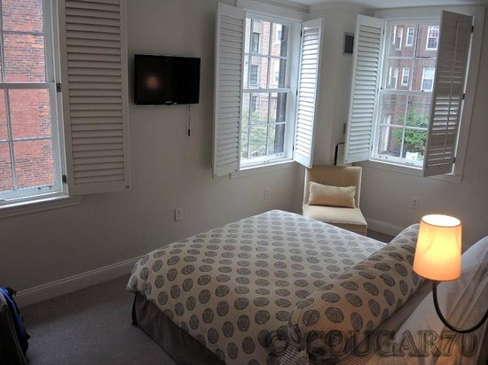 Beacon Hill Hotel and Bistro: Chambre 302