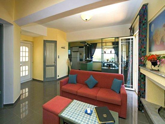 Panorama Villas : Villa 11. Living Room