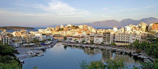 Panorama Villas : Aghios Nikolaos