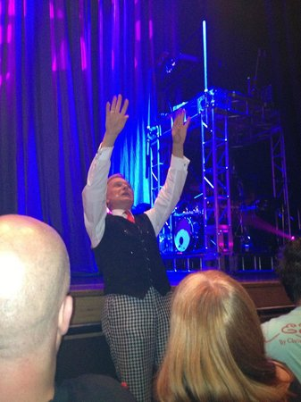 Theatre Royal & Royal Concert Hall: Illusionists