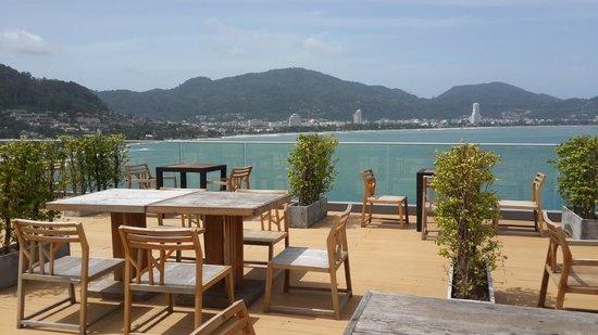 Kalima Resort & Spa: Roof Top Dining