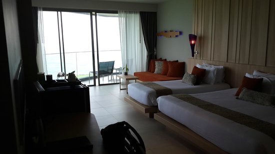 Kalima Resort & Spa: Room Spacious