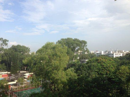 Nascent Gardenia Gulshan : View from balcony