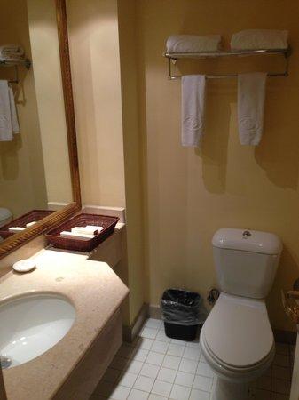 Asset Hotel Shanghai : bathroom