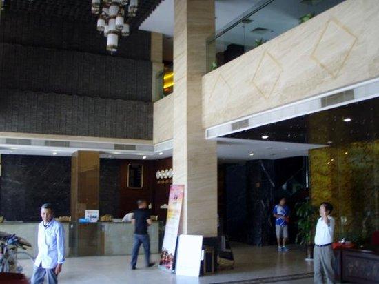 Jingli Hotel: lobby