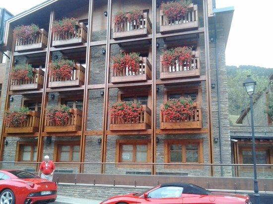 Nordic Hotel: Fachada del Hotel