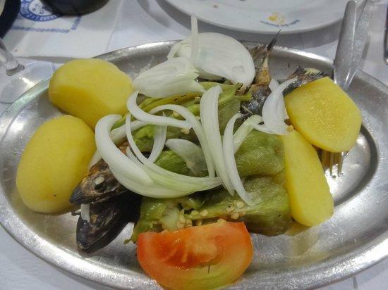 Restaurante Pedro dos Frangos: Yum