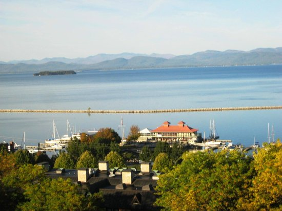 Hilton Burlington: Lake Champlain