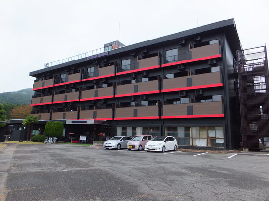 Livemax Resort Kinugawa Onsen: ホテル外観