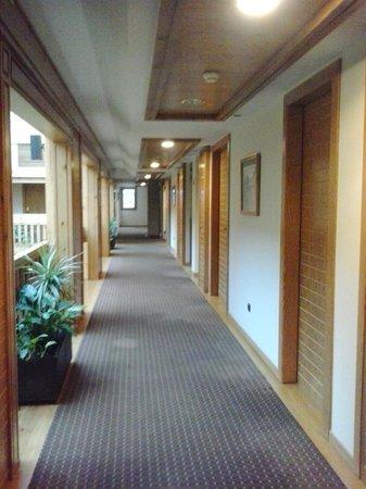 Nordic Hotel: Pasillo habitaciones